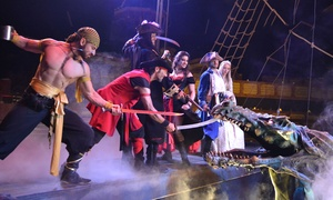 Pirates Dinner Adventure – Up to 48% Off at Pirate's Dinner Adventure - Buena Park, CA, plus 6.0% Cash Back from Ebates.