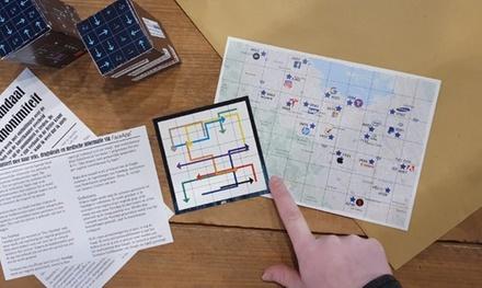 Escapegame The Firm voor thuis (van Uitjesbazen.nl)