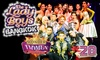 Exchange Events Ltd - Ladyboys of Bangkok - Multiple Locations: Ladyboys of Bangkok: Premium Thai Experience with Meal, 1 April–21 June, Three Locations (Up to 38% Off)