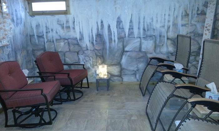 Up To 57% Off Salt Cave Session At Stress Recess ...