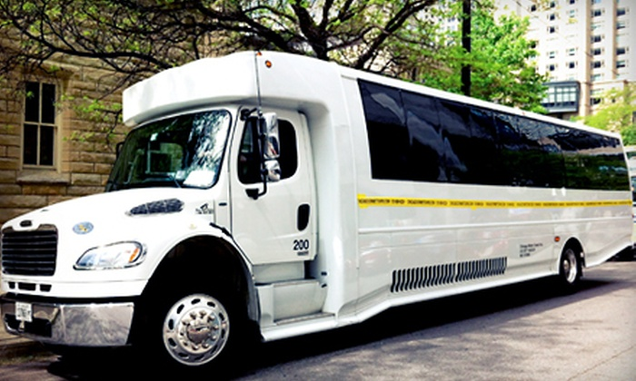 Chicago Crime Tours - Near North Side: Tour by Bus for Two or Four from Chicago Crime Tours (Up to 53% Off)