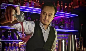 Bar Steinkeller Berlin:  3-Gänge-Liquid-Dinner inkl. Cocktail-Kurs für 1 oder 2 Personen in der Bar Steinkeller Berlin (bis zu 58% sparen*)