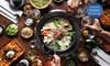 All-You-Can-Eat Wagyū BBQ Buffet
