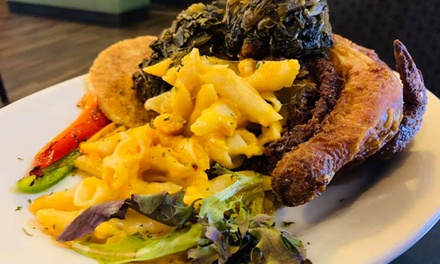 Food at Nolas Cajun Seafood And Po'Boys At Meadowbrook Golf Club (Up to 40% Off). Two Options Available.