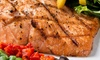 54% Off Menu for Two at Tony and Joe's Seafood Place