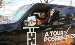A Tour of Possibilities, LLC: African-American History Tour for Two, Four, or Six from A Tour of Possibilities, LLC (Up to 50% Off)