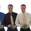 Vantage Men's Velocity Repel and Release Poplin Shirt