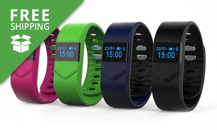 Free Shipping: $34.95 for a TODO Fitness Tracker with a Heart Rate and Blood Pressure Monitor