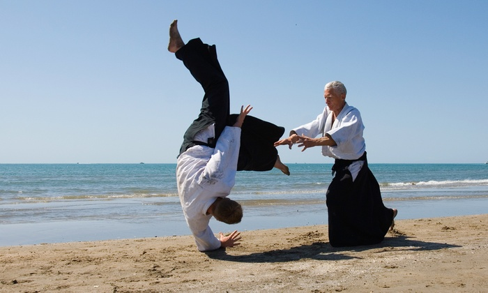 Humble Aikido - Edmonton: One, Two or Three Months of Aikido Classes at Humble Aikido (Up to 72% Off)