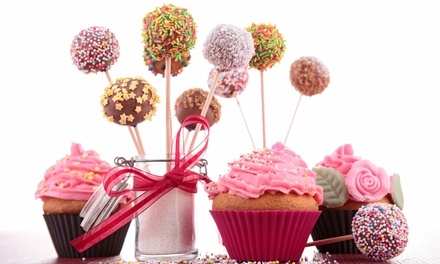 Up to 40% Off Cake Pops at Enchanted Cakes and Treats
