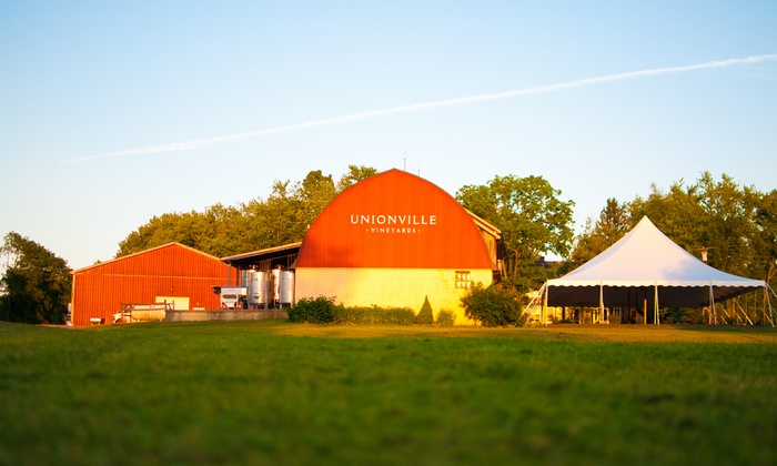 Unionville Vineyards - Unionville Vineyards: Fall Harvest Festival for Two, Four, or Six at Unionville Vineyards (Up to 52% Off)
