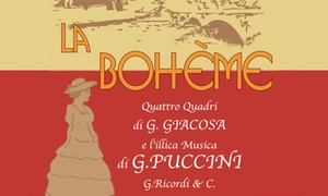 TEATRO VERDI MONTECATINI: Stagione Lirica d'Estate dal 1 giugno al 1 luglio al Teatro Verdi di Montecatini (sconto 53%)