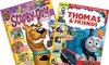 """Blue Dolphin Magazines **NAT**: 6-Issue Subscription to """"Thomas & Friends"""" or """"Scooby-Doo!"""" from Blue Dolphin Magazines (48% Off)"""