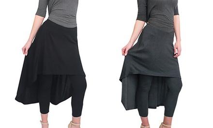 Fishtail Skirt Leggings
