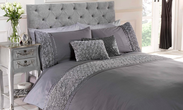 Belle maison duvet sets groupon goods for City chic bedding home goods