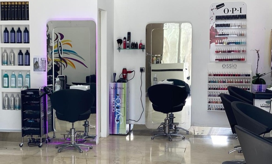 E S Ladies Salon From Aed 89 Abu Dhabi Groupon