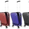 Mia Toro Italy Tasca Fusion Hardside Spinner Carry-On Luggage