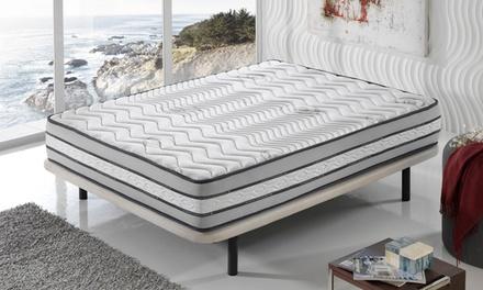 Tweezijdige matras met traagschuim vanaf € 159,99 (tot 88% korting)