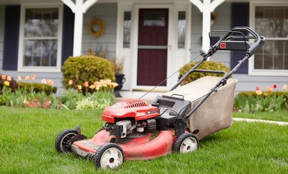 46% Off Lawn Mowing Service