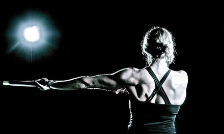 Five Fitness Classes at Benefit Cardio Club (65% Off)