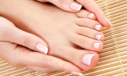 Nail Services at Red Carpet Nails and Day (Up to 59% Off). Three Options Available.