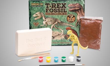 T-Rex Fossil Ausgrabungs- und Modell-Set (35% sparen*)