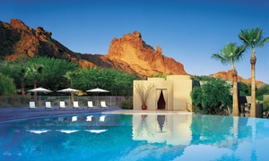Up to 52% Off Spa Package at Sanctuary Spa at Sanctuary Spa at Sanctuary Camelback Mountain Resort & Spa, plus 9.0% Cash Back from Ebates.