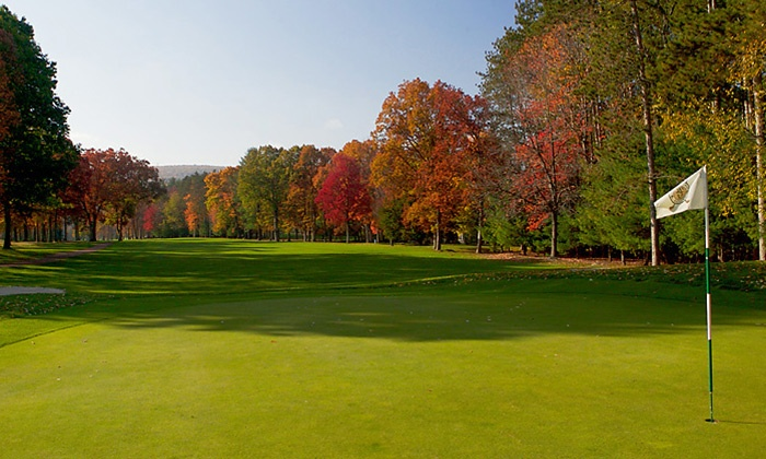 Bowling Green Golf Club - Hillcrest: Afternoon Round of Golf for One or 2014 Golf Package at Bowling Green Golf Club (Up to 58% Off)