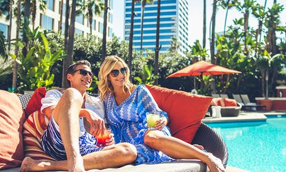Single or Couples Spa and Pool Day Packages at Fashion Island <strong>Hotel</strong> (Up to 45% Off)