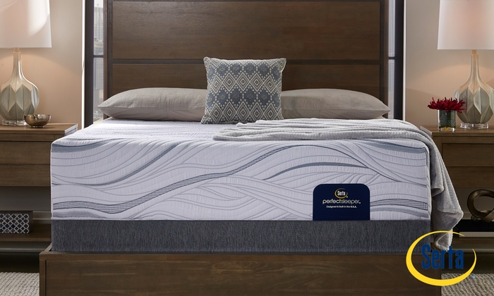 Up To 40 Off On Serta Perfect Sleeper Mattress Groupon Goods