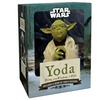 Star Wars Yoda: Bring You Wisdom, I Will Book and Statue Set (4-Piece)