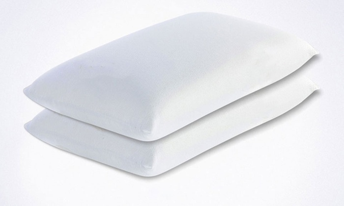 bis zu 8 rabatt miasuite 2x memory foam kissen groupon. Black Bedroom Furniture Sets. Home Design Ideas