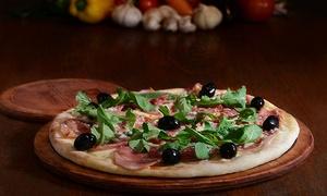 Bakano: Desde $259por empanadas + pizza grande a elección + cerveza para dos o cuatro en Bakano