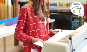 Imprima +: Imprima + - Asa Norte: recarga de cartucho de jato de tinta preto e opção de colorido (opções de toner HP e Brother)