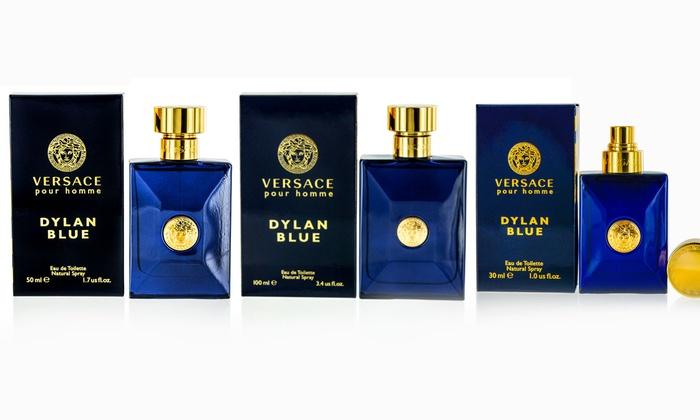 22a8a1a3c7f Versace Dylan Blue Eau de Toilette for Men (Multiple Sizes)