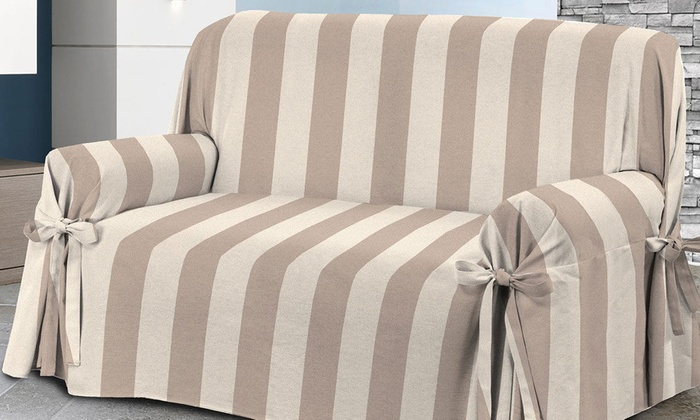 Funda para sof s groupon goods for Sofas de 2 plazas pequenos