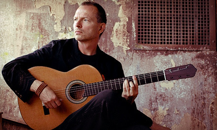 Ottmar Liebert and Luna Negra - Riverside: $20 to See Ottmar Liebert and Luna Negra at Bing Crosby Theater on July 24 at 7:30 p.m. (Up to $40.25 Value)