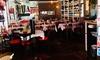 Burgers ou plats du jour avec dessert au choix sur la carte pour 2 ou 4 convives dès 25.90€ au Restaurant Rina