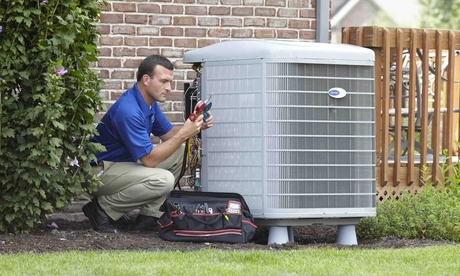 $47 for Full AC System Maintenance from Best Home Services ($139 Value) 50889f4e-78df-466b-98fb-6f1d482cdcc1