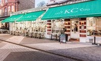 Sweet Crêpes and Smoothie or Savoury Crêpes and Wine at Kensington or Marylebone Crêperie (Up to 50% Off)