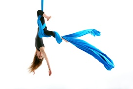 Golden Heart Performing Arts: Three Weeks of Aerial Fitness Classes at Golden Heart Performing Arts (30% Off)