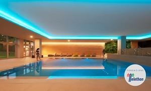 Spa Centro Benessere Anusca: ⏰ Percorso Spa da 3 ore con massaggio per 2 persone alla Spa Centro Benessere Anusca (sconto fino a 50%). Prenota&Vai!