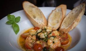 Elektoralna 24: Wybrane danie główne i zupa dla 2 osób za 79,99 zł, i więcej opcji w restauracji Elektoralna 24 (do -32%)