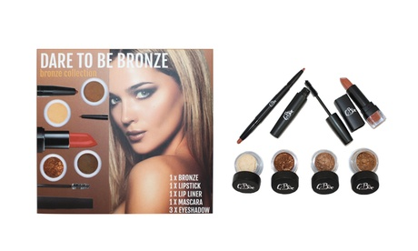 1, 2 o 3 sets de maquillaje para ojos y labios Dare To Be Bronze