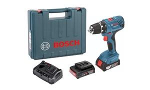 Bosch Perceuse 18V +2 Batteries