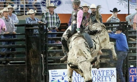 142nd Silver Spurs Rodeo (February 15–17)