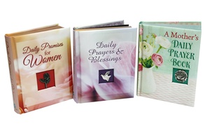 Daily Prayer Books for Women (1- or 3-Pack)
