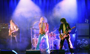 Zoso: Zoso – Led Zeppelin Tribute on Saturday, May 7, at 8 p.m.