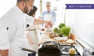 Nudelmanufaktur im Meridian Spa Wandsbek: 3 Std. Kochkurs nach Wahl für 1 oder 2 Personen in der Nudelmanufaktur im Meridian Spa Wandsbek (bis zu 44% sparen*)