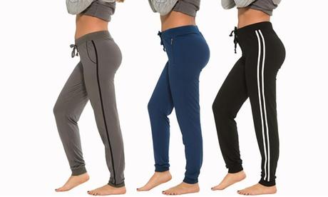 Coco Limon Women's Yummy Fabric Joggers 3-Pack (Plus Sizes Available) c8739a5c-cc61-465c-9f0f-5eedabc4c37c